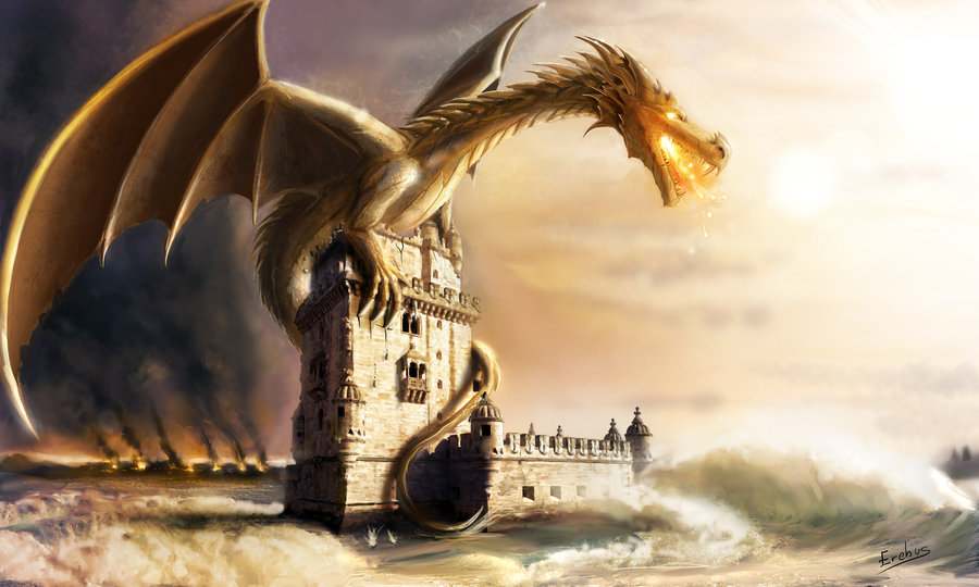 Belem and the Dragon