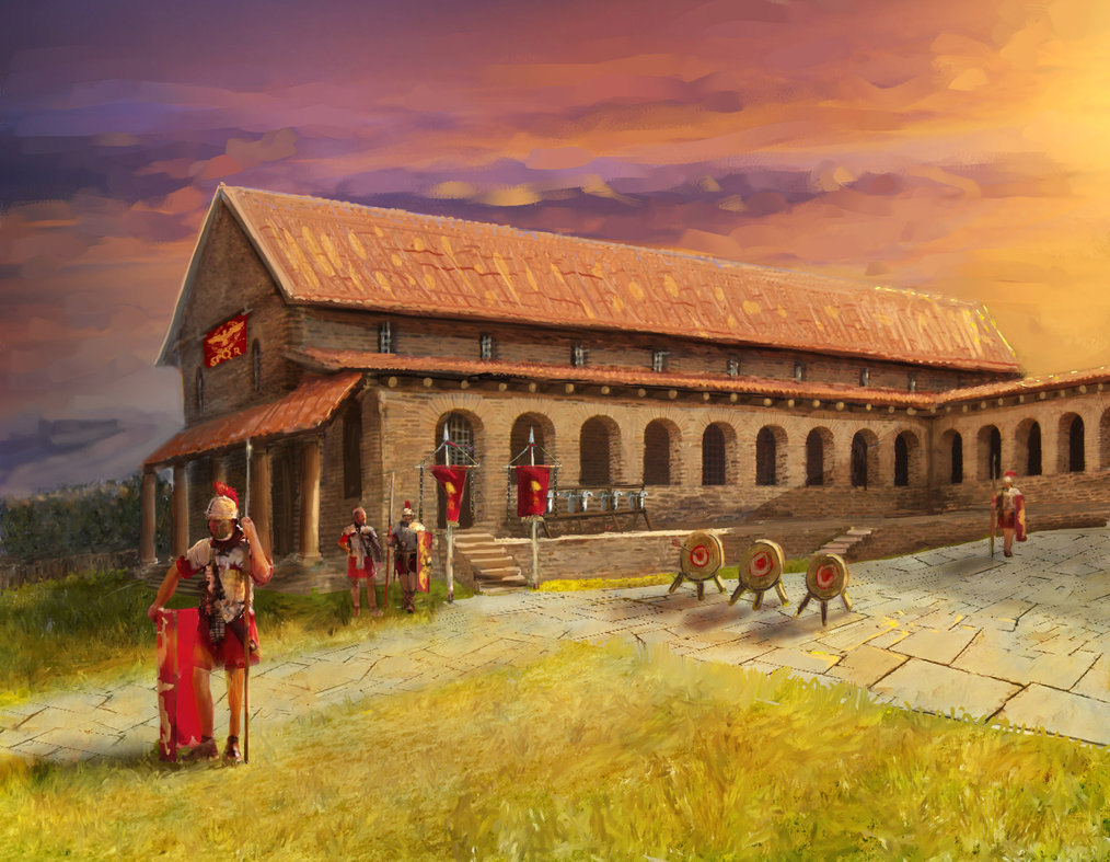Roman Armory